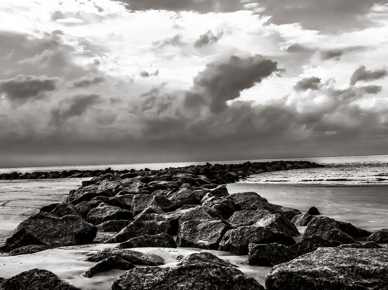 Hilton Head Beach Rock