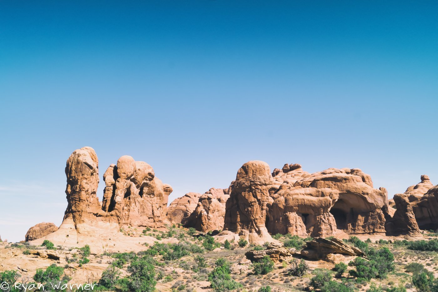 Ryan Warner - Photography - Arches National Park