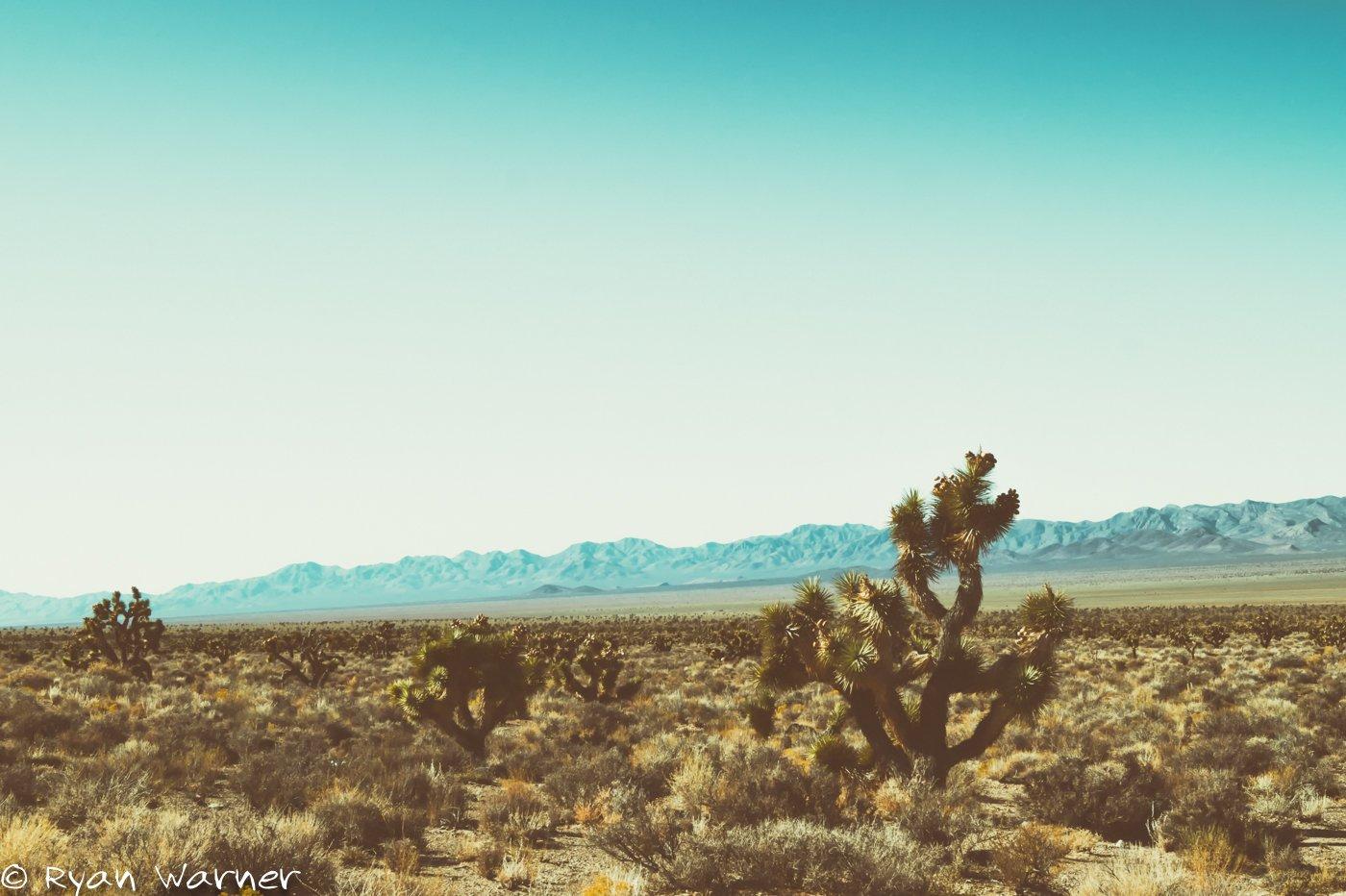 Ryan Warner - ET Highway #3 - Photography