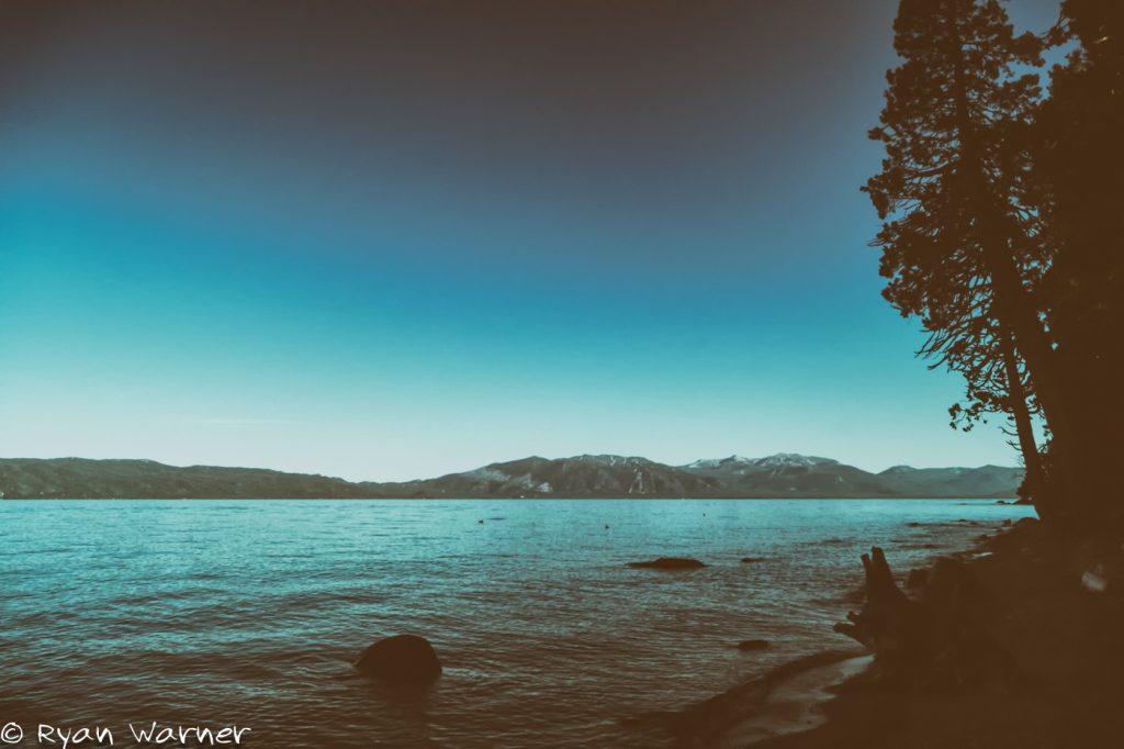Ryan Warner - Photography -Lake Tahoe #6 - 2019