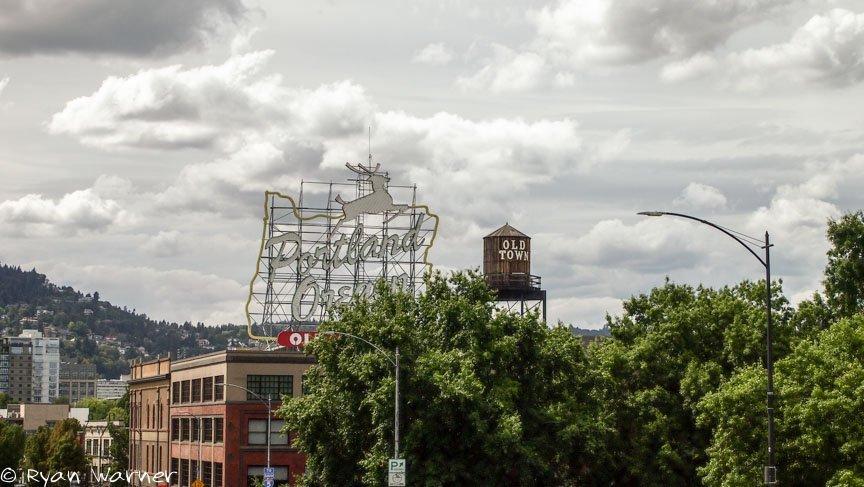Old Town – Portland Oregon – 2015 – Ryan Warner