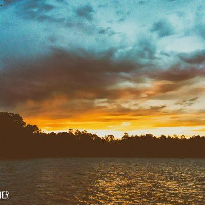Ryan Warner - Photography - Lake Mindemoya Sunset - Manitoulin Island - 2017