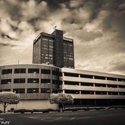 Ryan Warner - Photography - Motorists Building